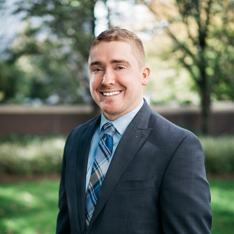 Connor Gilchrist , Associate