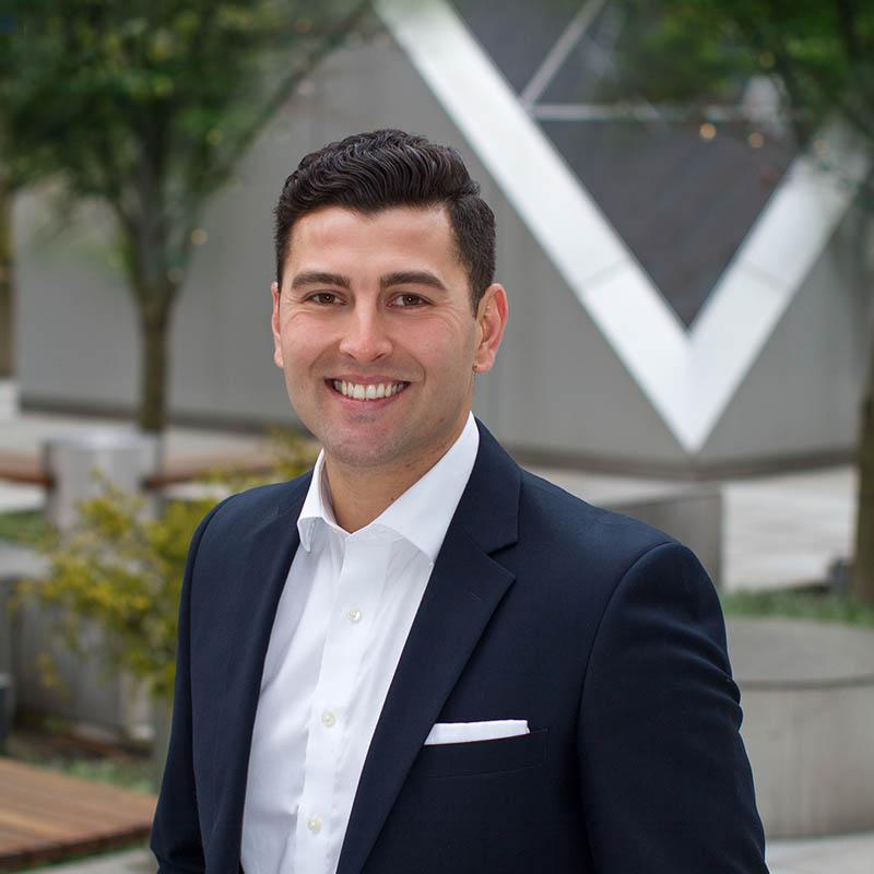 Maverick Olivares , Associate