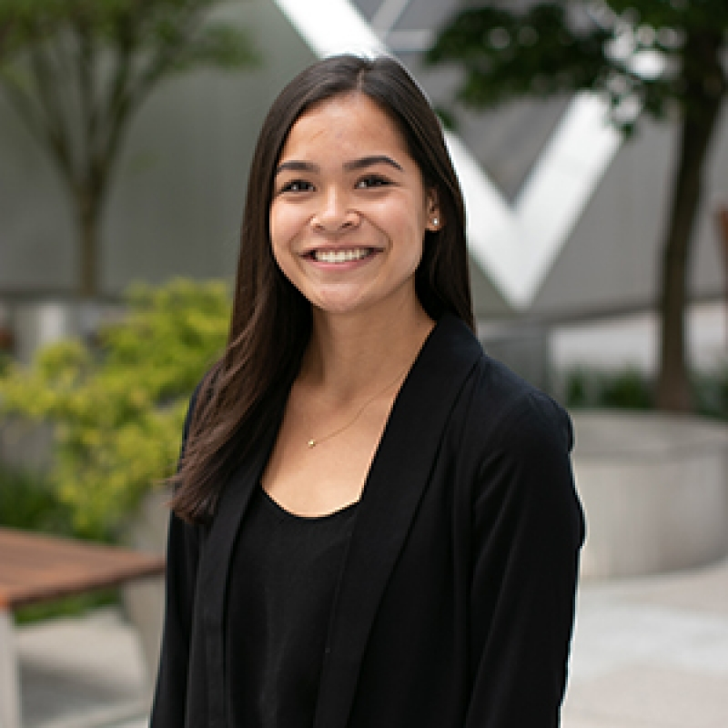 Ana de Guzman , Administrative & Marketing Associate