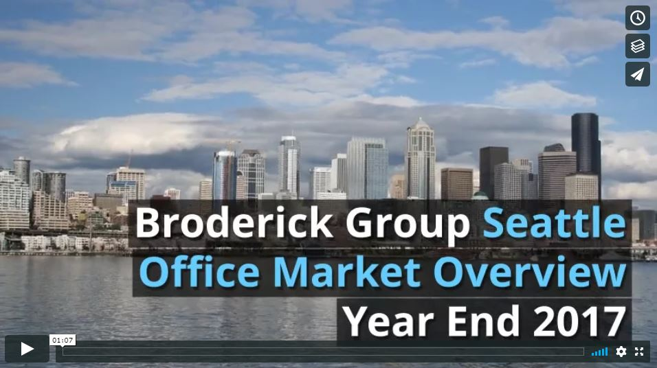 Year End 2017 - Seattle Market Report - Out Now! | Broderick Group